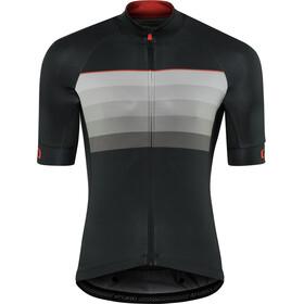 Giro Chrono Expert Maillot Hombre, black/red horizon